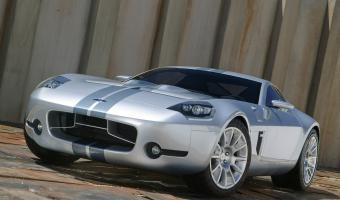 Ford Shelby GR-1 Concept #1