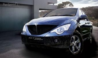 2007 Ssangyong Actyon #1