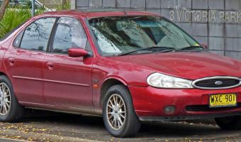 2000 Ford Mondeo #1