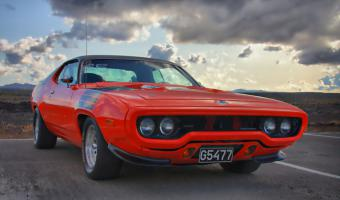 1972 Plymouth Road Runner #1