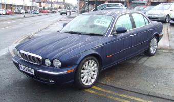 2003 Jaguar Xj-series #1