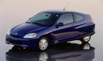 2005 Honda Insight #1