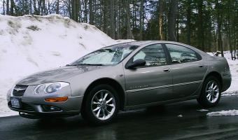 1999 Chrysler 300m #1