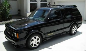 GMC Typhoon #1