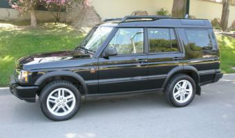 2001 Land Rover Discovery Series Ii #1