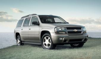 2007 Chevrolet Trailblazer #1