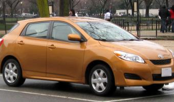 2009 Toyota Matrix #1