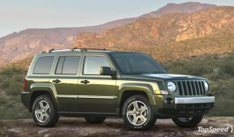 2009 Jeep Patriot #1
