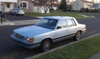 1988 Plymouth Reliant #1
