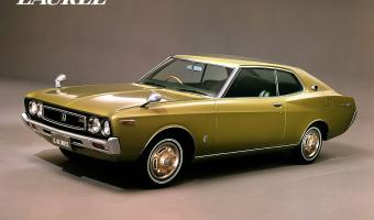 1970 Nissan Laurel #1