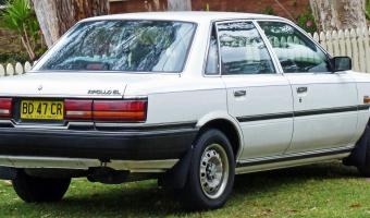 1990 Holden Apollo #1