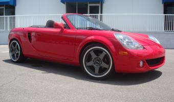 2003 Toyota Mr2 Spyder #1