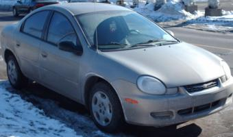 2002 Chrysler Neon #1