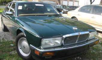 1993 Jaguar Xj-series #1