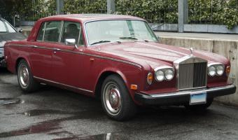1979 Rolls royce Silver Shadow #1