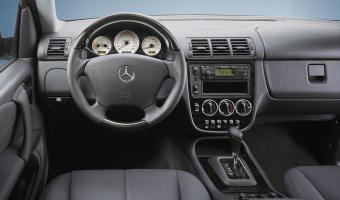 2000 Mercedes-Benz Ml55 Amg #1