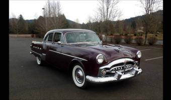 1952 Packard Patrician #1