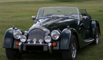 1996 Morgan Plus 4 #1