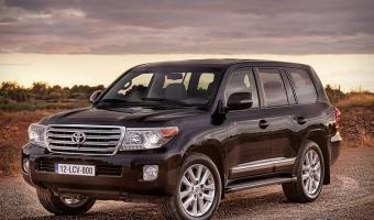 2013 Toyota Land Cruiser #1