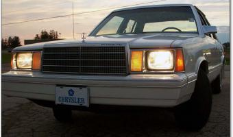 1980 Plymouth Reliant #1