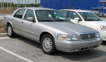 2007 Mercury Grand Marquis #1