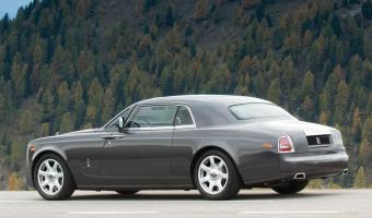 2009 Rolls royce Phantom Coupe #1