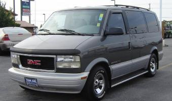 2001 GMC Safari #1