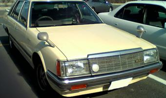 1980 Nissan Laurel #1
