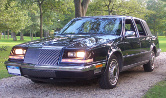 1992 Chrysler Imperial #1