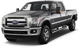 2013 Ford F-350 Super Duty #1