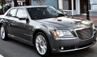 2012 Chrysler 300 #1
