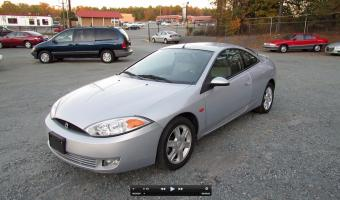 2001 Ford Cougar #1
