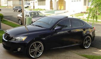 2007 Lexus Is 250 #1