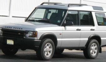 2004 Land Rover Discovery #1