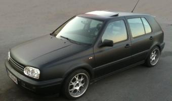 1997 Volkswagen Golf #1