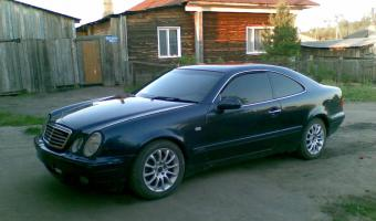 1997 Mercedes-Benz CLK #1