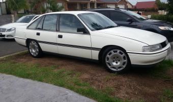 1991 Holden Commodore #1