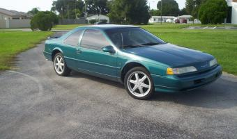 1993 Ford Thunderbird #1