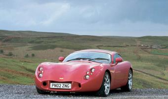 2003 TVR Tuscan #1