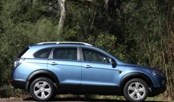2009 Holden Captiva #1