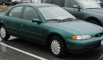 1996 Ford Contour #1