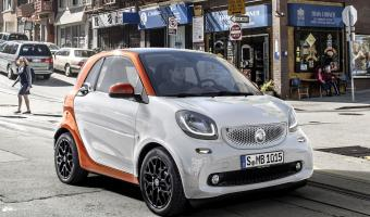 2015 Smart Fortwo #1