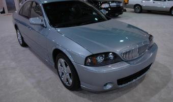 2006 Lincoln Ls #1
