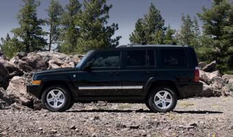 2009 Jeep Commander #1