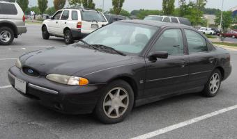 1995 Ford Contour #1