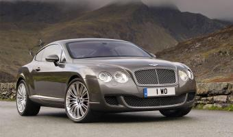 2008 Bentley Continental Gt #1