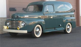 1949 Ford F #1