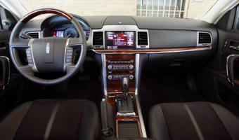 2011 Lincoln Mkz #1