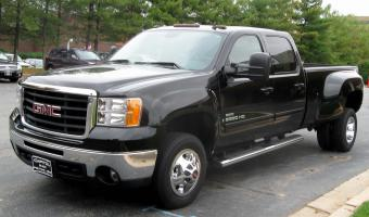 2010 GMC Sierra 3500hd #1