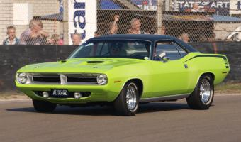 1970 Plymouth Barracuda #1